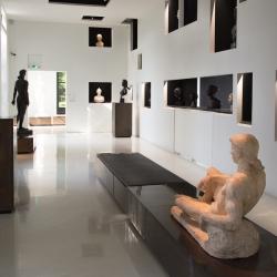 Une salle du musée